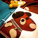 Hračky - Quiet Book pre našich najmenších - 5489245_