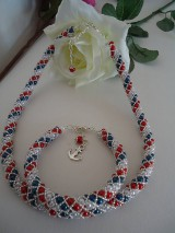 Sady šperkov - A IDE sa na DOVOLENKU - 5489037_