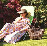 Šaty - Fanco letné šaty na pláž - AKCIA 50 - 5492431_