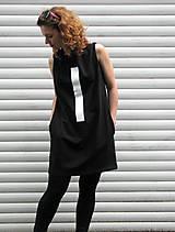 Šaty - FNDLK úpletové šaty 19 RK - 5492653_