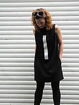 Šaty - FNDLK úpletové šaty 19 RK - 5492654_
