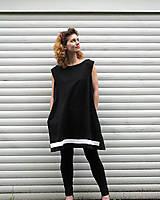 Šaty - FNDLK áčkové šaty 02 - 5492689_
