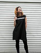 Šaty - FNDLK áčkové šaty 01 - 5492701_