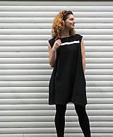 Šaty - FNDLK áčkové šaty 01 - 5492702_
