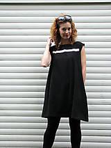 Šaty - FNDLK áčkové šaty 01 - 5492703_