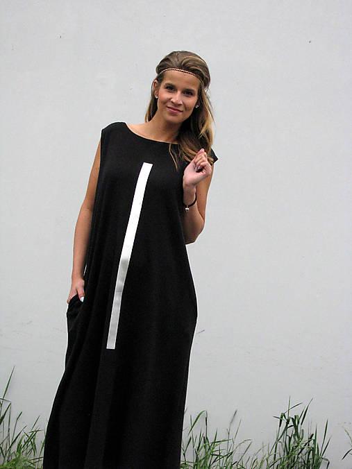 b5f9a9ba4736 FNDLK áčkové šaty 03 dlouhé   fundaluka - SAShE.sk - Handmade Šaty