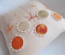 Úžitkový textil - a opäť tá oranžová... - 5493721_