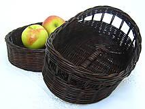 Košíky - Košík na pečivo, príbor, ovocie... - 5497397_