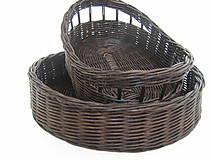 Košíky - Košík na pečivo, príbor, ovocie... - 5497399_