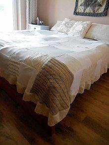 Úžitkový textil - Prikrývka pre Dášu - 5495167_