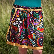 Sukne - Ethno sukňa - 5502278_