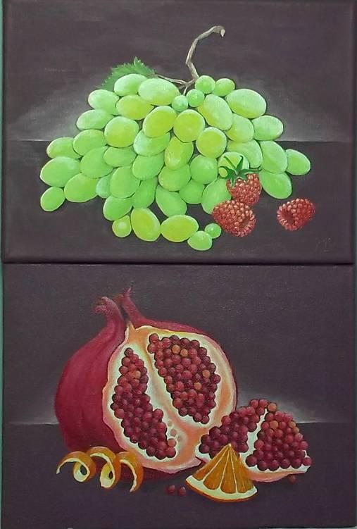 Ovocná malá séria