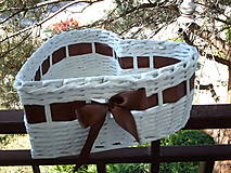 Srdiečko- darčekový košík