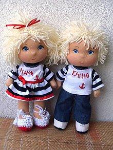 Hračky - Bábiky a hračky na želanie na objednávku-cena za 1 ks. - 5501801_