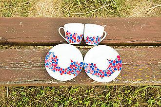 Nádoby - Mozaikové šáločky - 5504119_