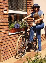 Svetre/Pulóvre - Jeans bolerko - AKCIA 50 - 5505276_