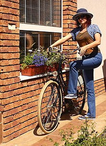 Svetre/Pulóvre - Jeans bolerko - 5505276_