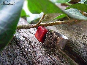 Prstene - Vášnivý.....(koral) - 5508773_