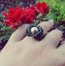Prstene - Zo šperkovnice lesnej víly - 5508212_