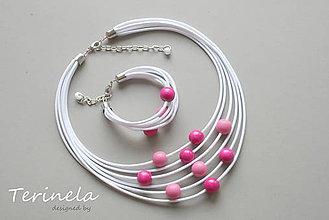Sady šperkov - Souprava Sakury © design Terinela ... - 5508662_