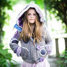 Mikiny - Origo detska mikina 8B - 5508646_