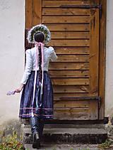 Ozdoby do vlasov - Tradičná svadobná parta - 5505808_