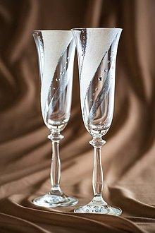 Nádoby - Svadobné poháre - 5511121_