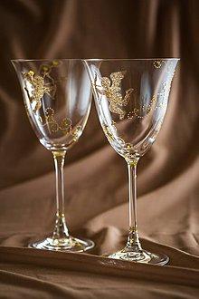 Nádoby - Svadobné poháre - 5511257_