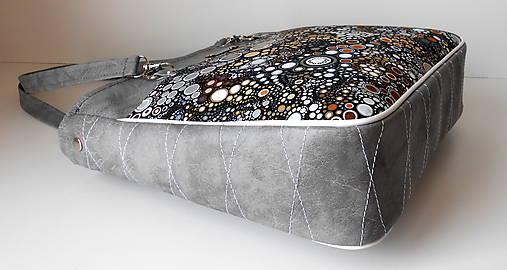 93f555a495 Ebbie - Bubble v mramorově šedé   Swelbags - SAShE.sk - Handmade Kabelky
