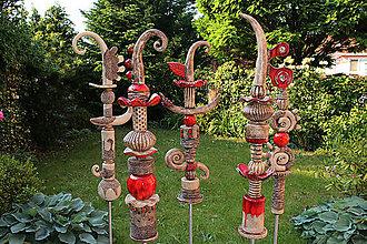 Socha - Záhradná plastika - 5512766_
