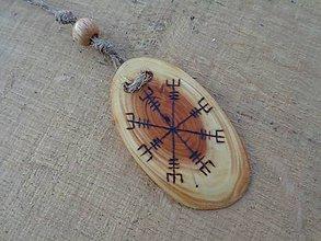 Náhrdelníky - Amulet - AEGISHJALMUR - 5510580_