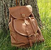 - Hnedý batoh - 5515361_