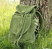 - Zelený batoh - 5515484_