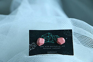 Náušnice -  % Mini Stones  - 5515419_