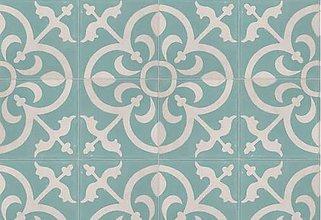 Dekorácie - Dlažba,obklad LEILA 301 - 20 x 20 x 1,6 cm - 1 ks - 5513633_