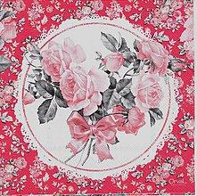 Papier - 423 ružový sen - 5514391_