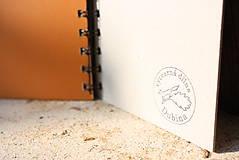 Papiernictvo - Notes větší s liškou - 5516762_