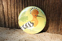 Odznaky/Brošne - Placka dudek - 5517657_