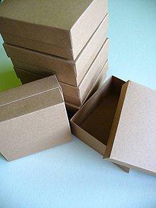 Krabičky - na Vaše želanie... - 5518125_