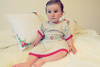 Detské oblečenie - Oravčanka som ja, Oravčanka budem - 5516693_