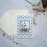 Papiernictvo - Námornícky pozdrav
