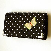 Peňaženky - peněženka White Dot - 5524561_