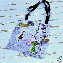 Veľké tašky - Plátenka La Provance - 5524259_