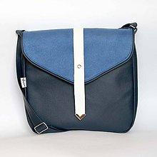 Kabelky - Elle (modrá) - 5525821_