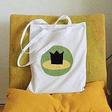 Nákupné tašky - Taška Žabí princ - 5525906_