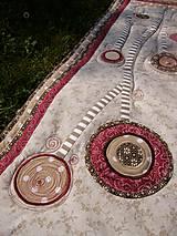 Úžitkový textil - Sedák na lavicu... - 5525654_