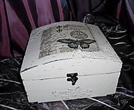 Krabičky - motýľ - 5525123_