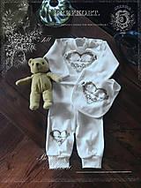 Iné oblečenie - SÚPRAVIČKA pre bábätká - 5529009_