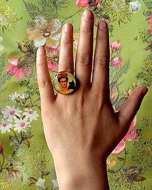 Prstene - Frida n.1 - prsten 25 mm - 5530078_
