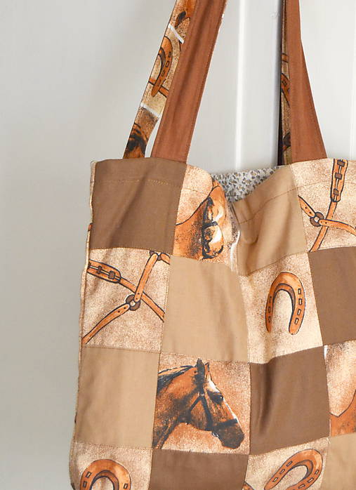 95c625c424 Zľava 20% Koníková   atelierVesna - SAShE.sk - Handmade Veľké tašky